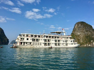 Halong Schiff Andere
