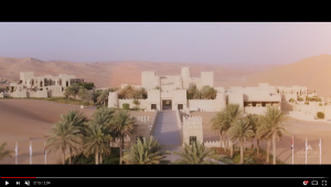 video thumb Anantara Qasr Al Sarab Andere